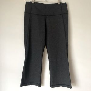 Lululemon | Gather and Crow Slit Crop